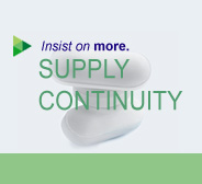 Supply Continuity